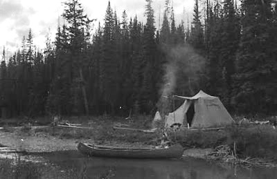 Bow river camping #9