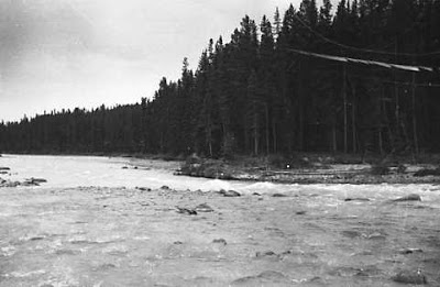 Bow river rapids #1